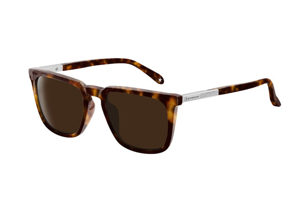 Givenchy SGV 817 722 Polarized Sunglasses - Optic Butler