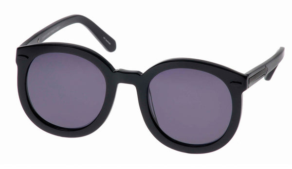 Karen Walker Super Duper Strength Black - Optic Butler  - 1