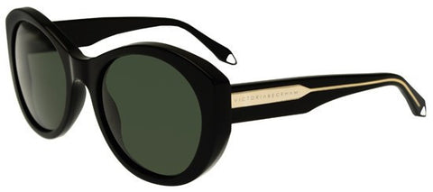 Victoria Beckham Upswept Oval Black VBS113 C13 - Optic Butler  - 1