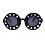 Linda Farrow Yazbukey Special Sunglasses in Black - Optic Butler  - 1