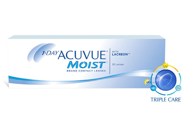 1 • DAY ACUVUE® MOIST® - Optic Butler