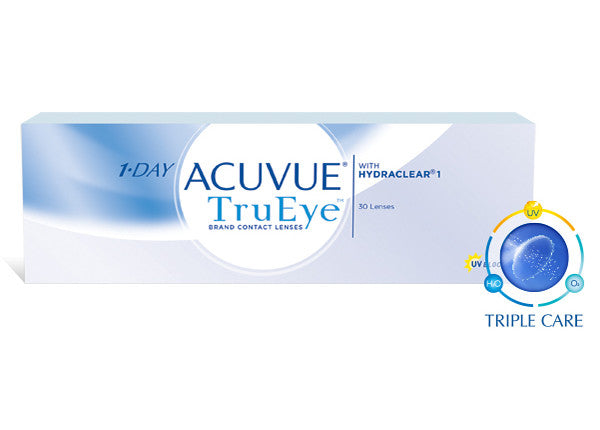 1 • DAY ACUVUE® TruEye™ - Optic Butler