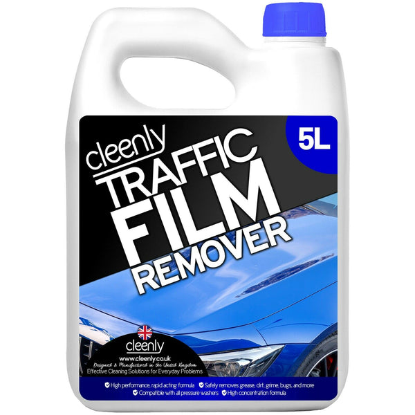 Cleenly TFR Car Care Wash Vehicle Chassis Traffic Film Remover pH Neutral 5L