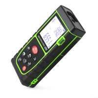 Waterproof Handheld Digital Laser Point Measure Distance Meter Tape Range Finder