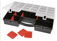 Powerfix Tool Organiser Box 20 Compartment Ideal For Screws or Fixings