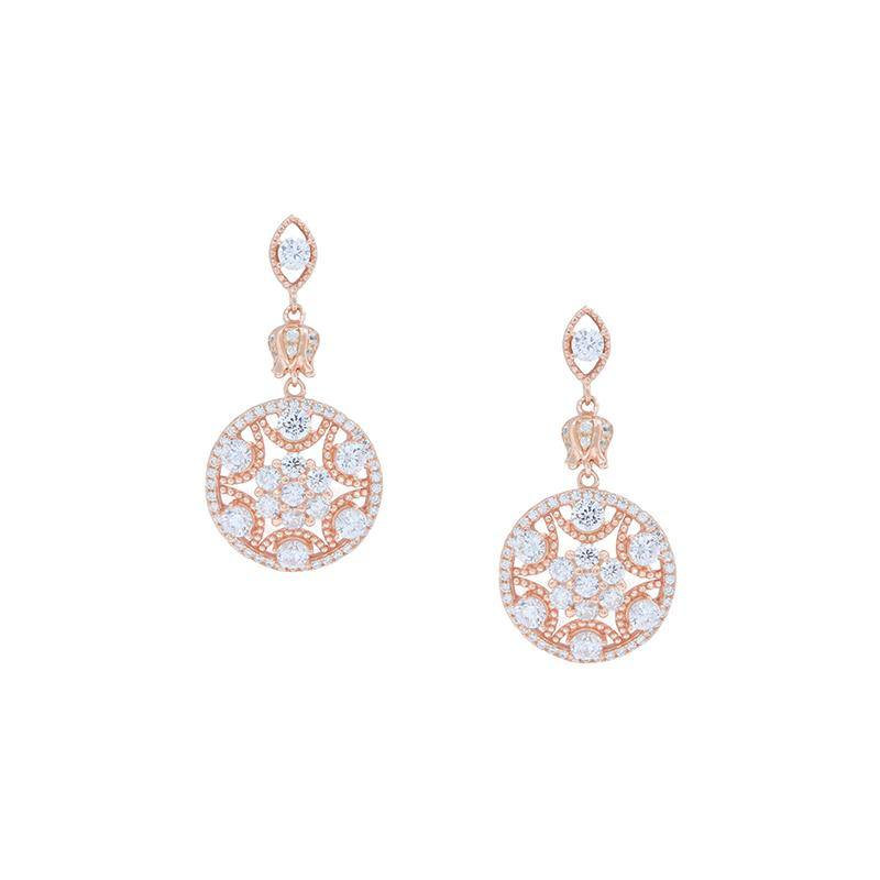 AWNL Lily of the Valley I ER Rose Gold - AWNLJEWELS