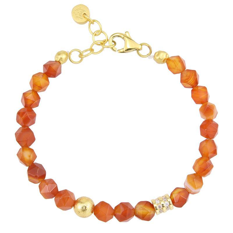 AWNL Fortune BR Orange - AWNLJEWELS