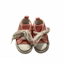 Load image into Gallery viewer, Pink Converse Shoes, 3