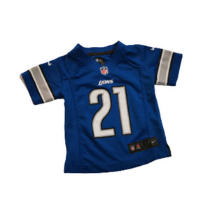 Blue NFL Jersey, 2 Years