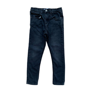 Black  Zara Jeans, 4-5 Years