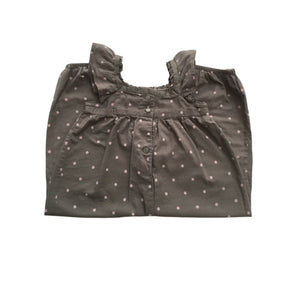 Grey Gap Romper, 12-18 Months