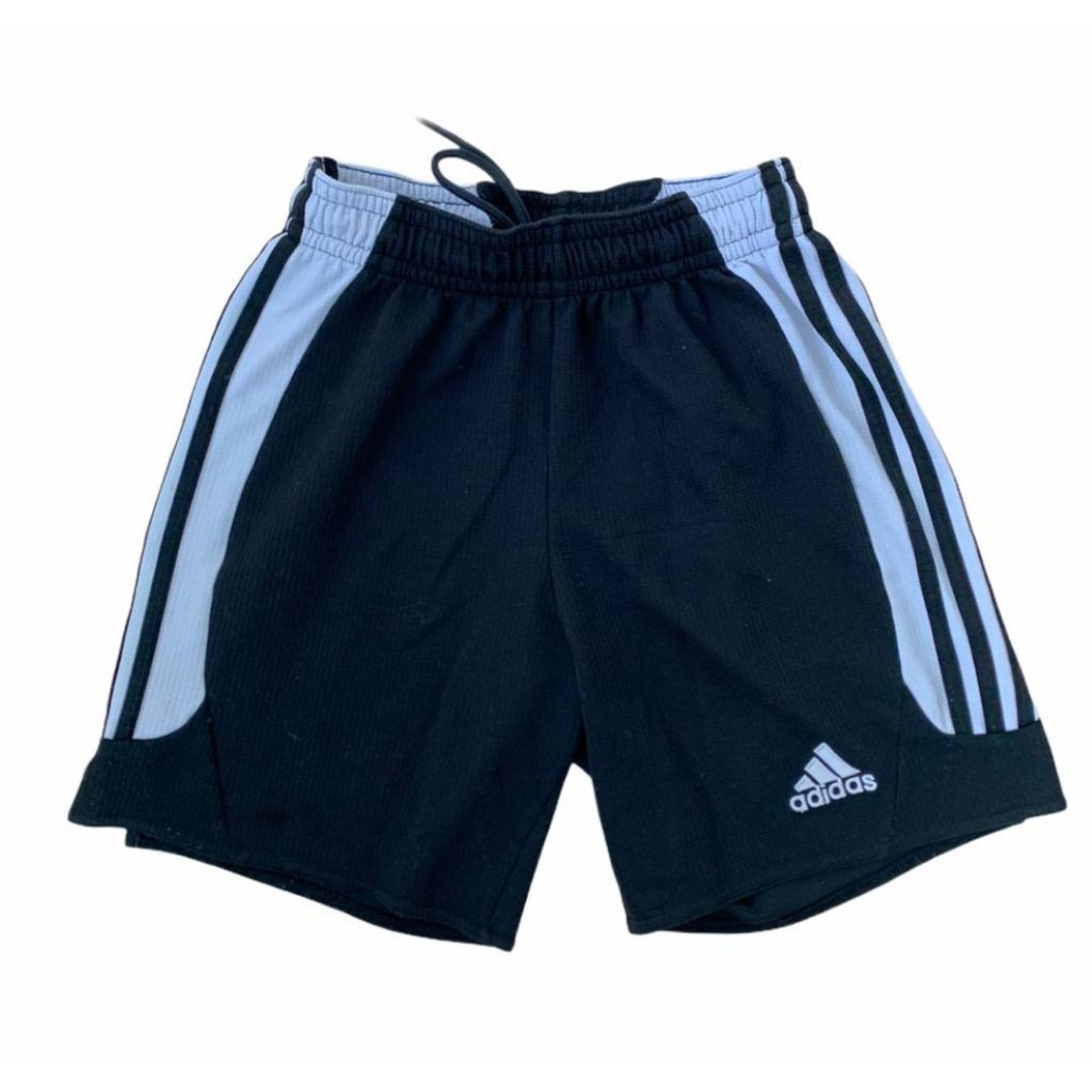 Black Adidas Shorts, 10-12 Years