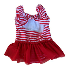 Load image into Gallery viewer, Red Disney Swimsuit, 6-9 Months