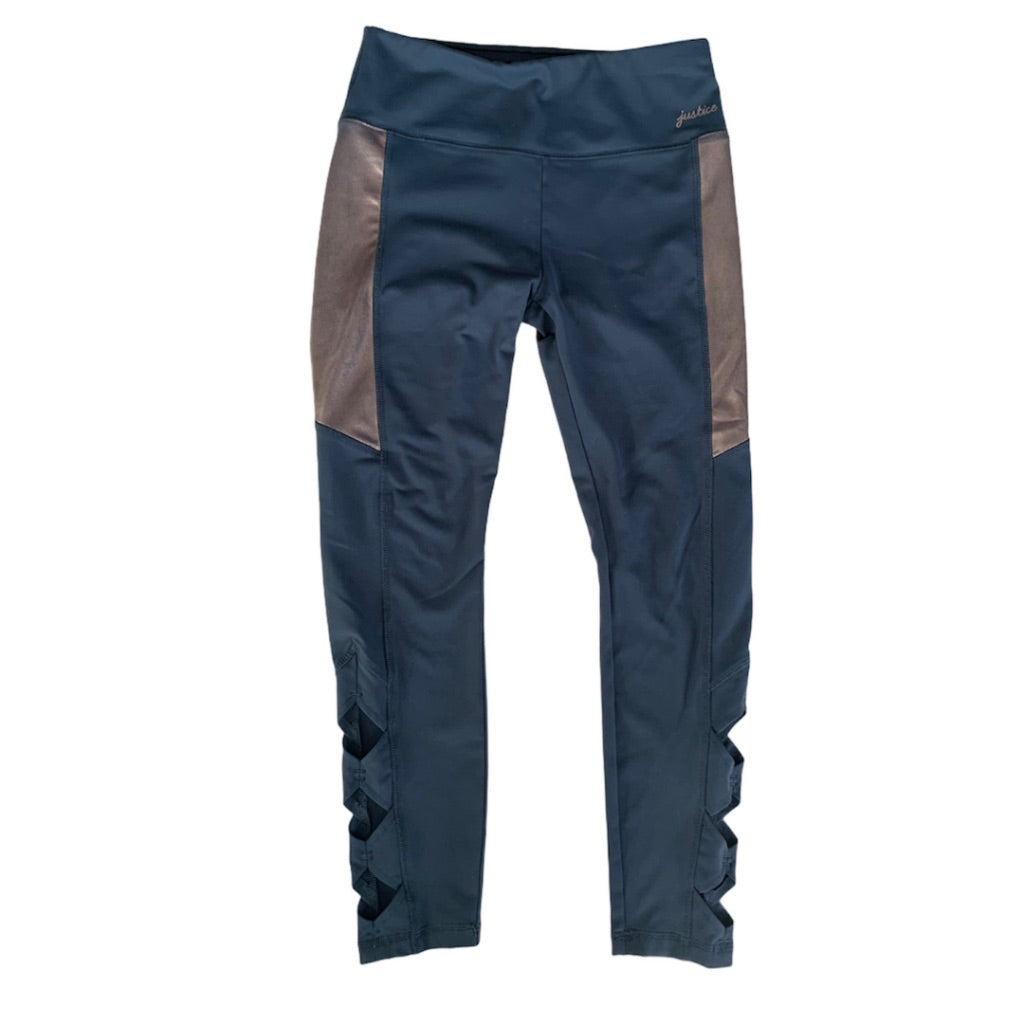 Grey Justice Pants, 10 Years