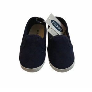 Navy Blue Old Navy Shoes, 18-24 Months