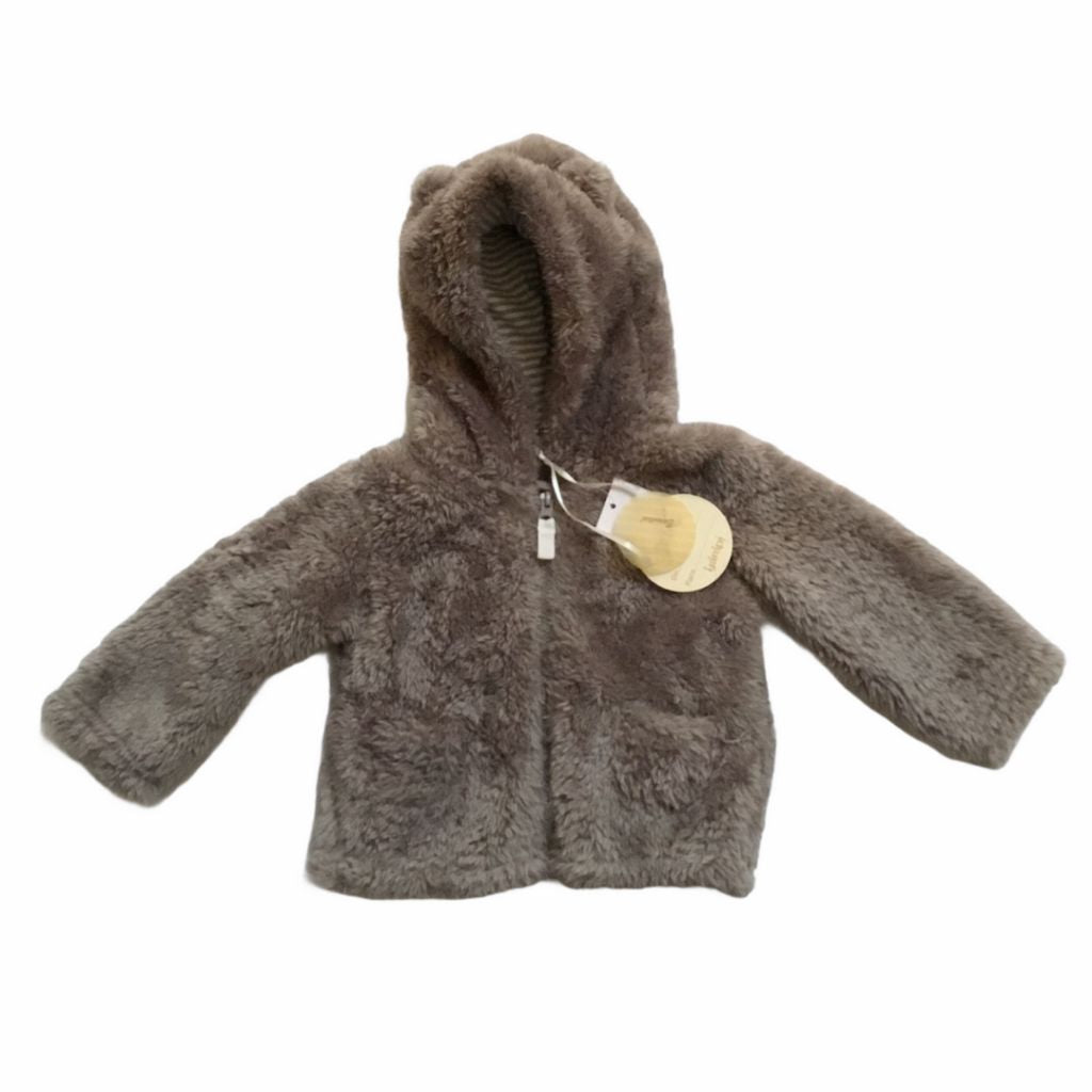 Grey Baby Yampi Jacket, 6 Months