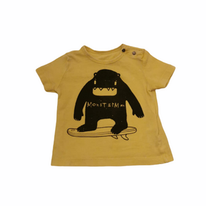 Yellow Tumble 'N Dry T-Shirt, 56