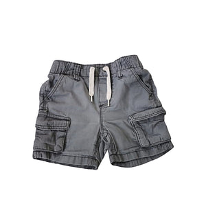 Grey Old Navy Shorts, 18-24 Months