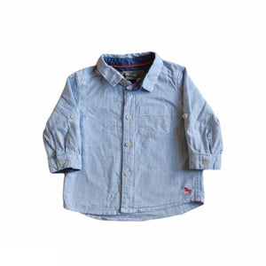Multi H&M Dress Shirt, 4-6 Months