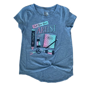 Blue American Heritage T-Shirt, 10-12 Years