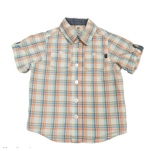 Multi Baby B'gosh Dress Shirt, 3 Years