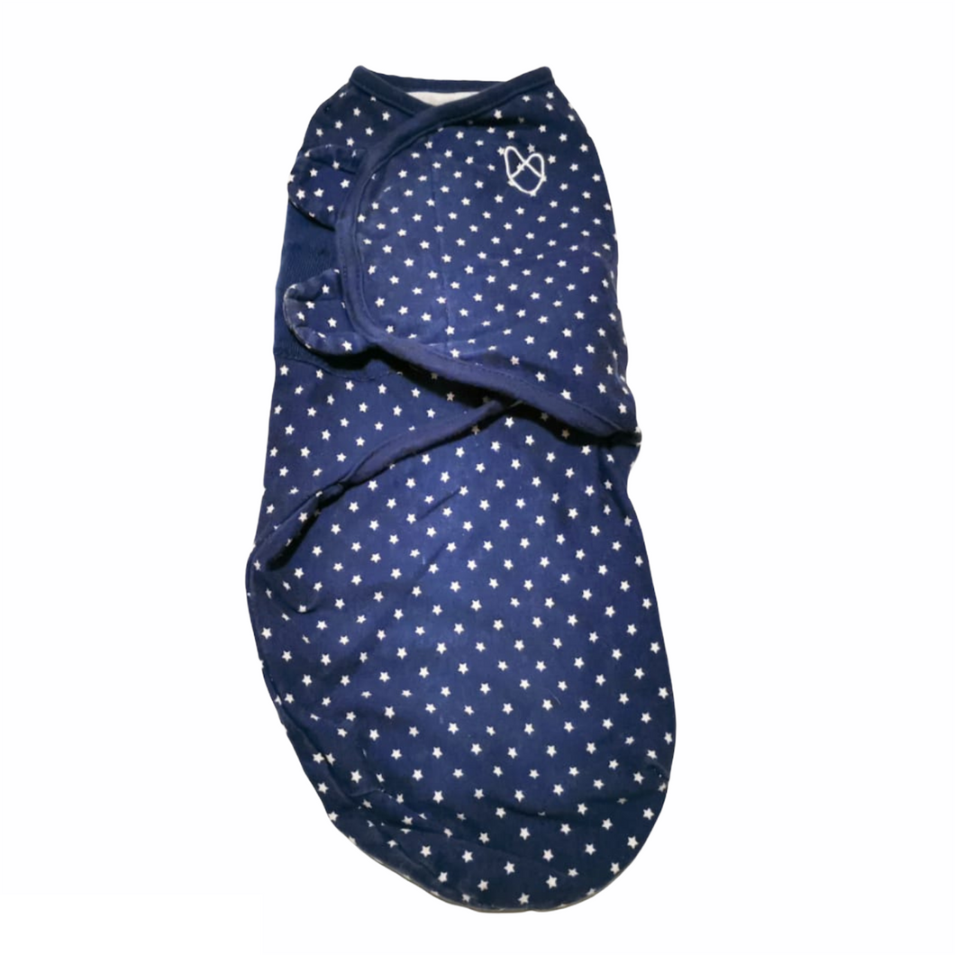 Blue Summer Infant Swaddle, 7-14 lbs