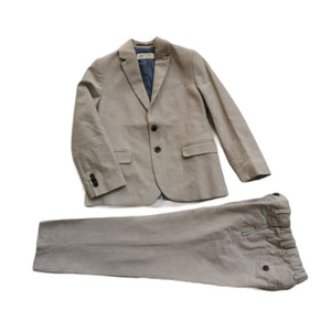 Grey  H&M Suit Jacket & Dress Pants, 6-7 Years