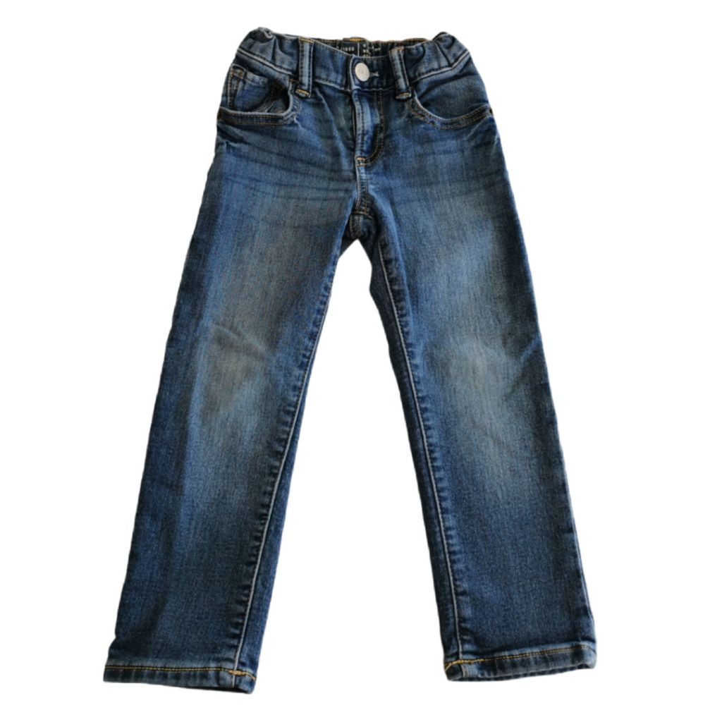Blue Gap Jeans, 4 Years