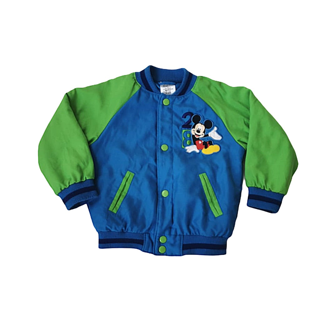 Blue Disney Jacket, 2 Years