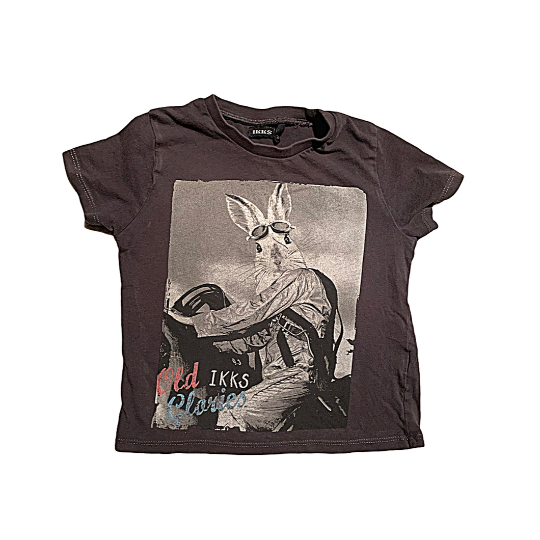Grey IKKS T-Shirt, 2 Years