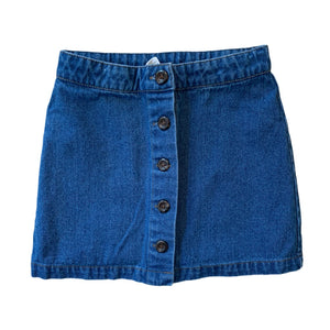 Blue Forever 21 Girls Skirt, 7-8 Years