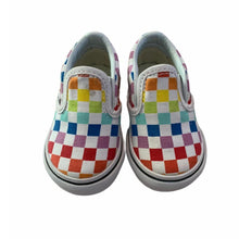 Load image into Gallery viewer, Multi Vans Shoes, 2