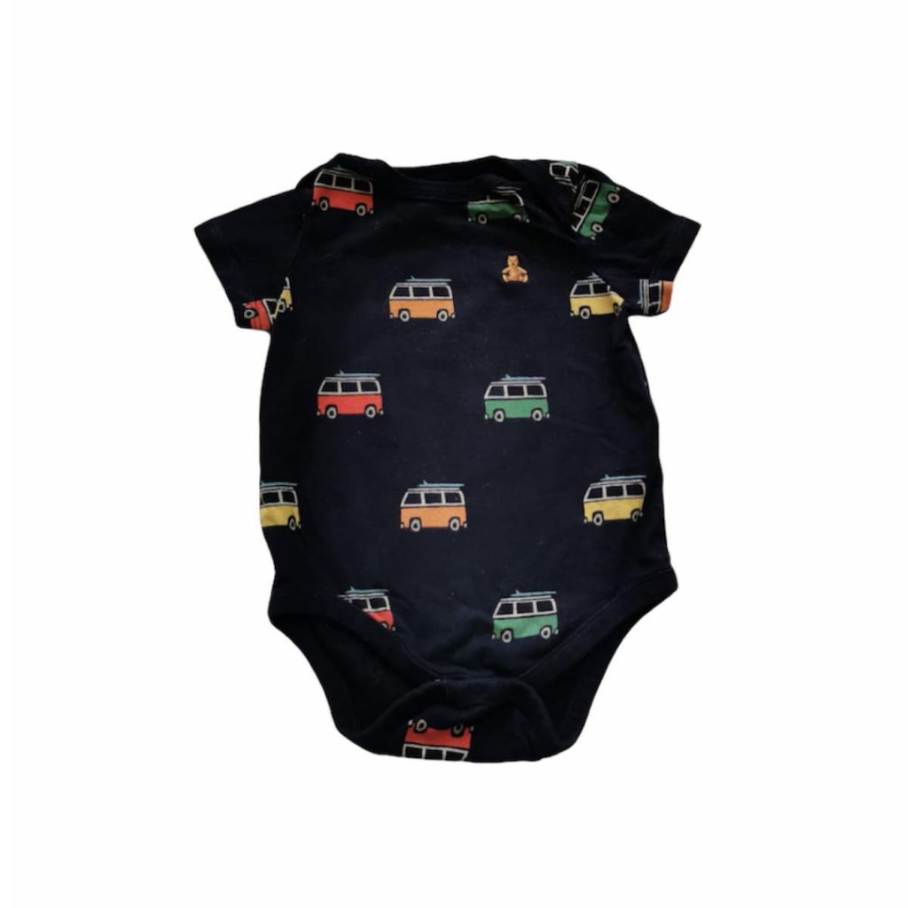 Navy Blue Gap Onesie, 6-12 Months