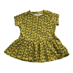 Yellow Bonnie Baby London Dress, 3-6 Months