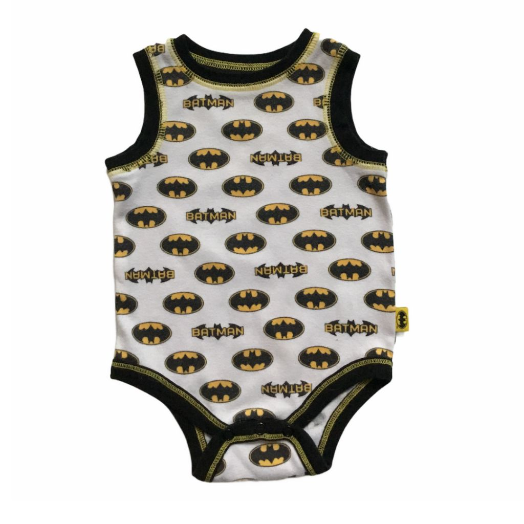 Multi Batman Onesie, 3-6 Months