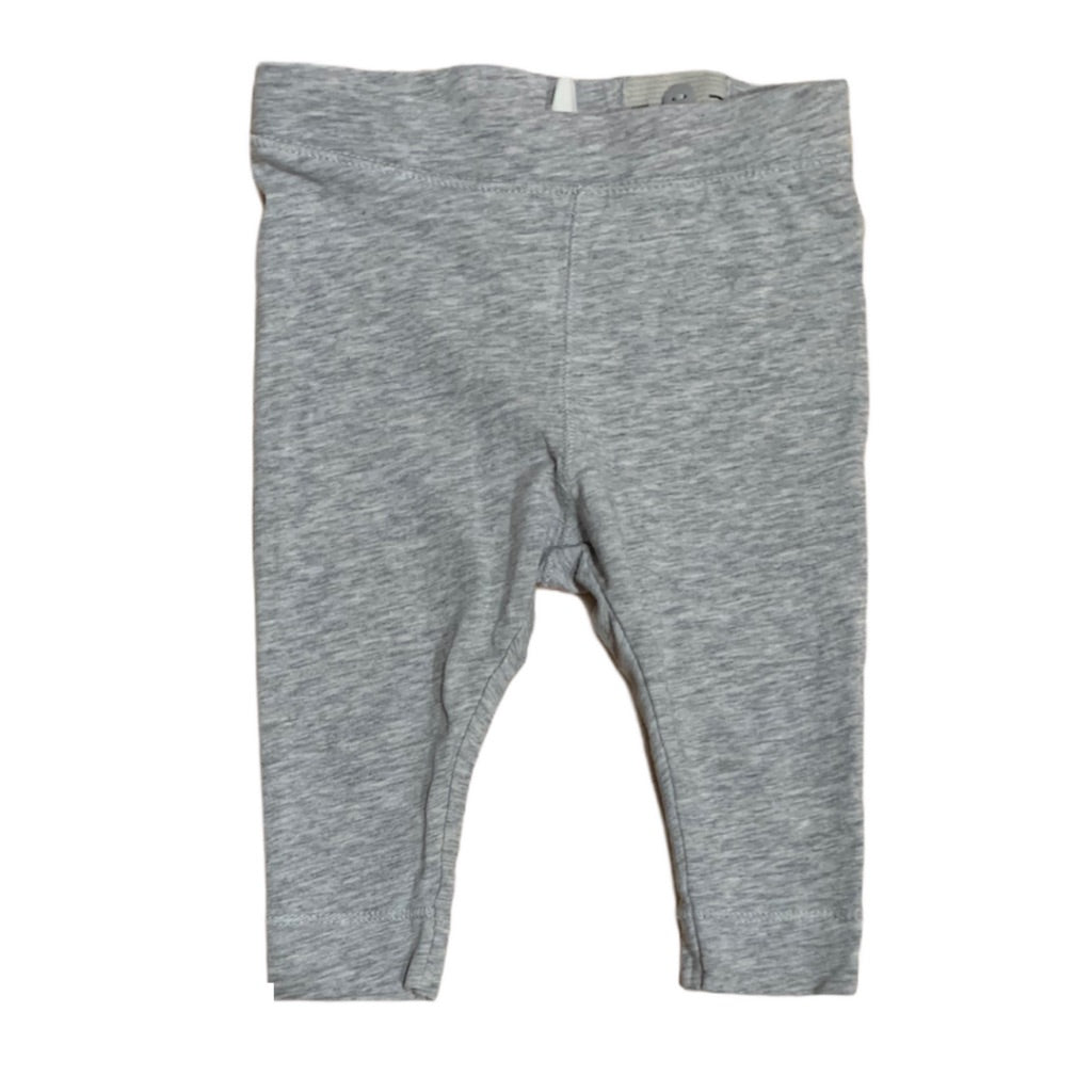 Grey H&M Leggings, 2-4 Months