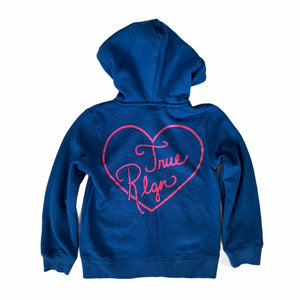 Blue  True Religion Hoodie, 5 Years