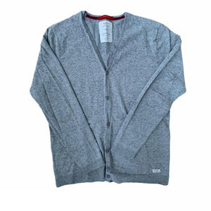 Grey Zara Cardigan, 10-13 Years