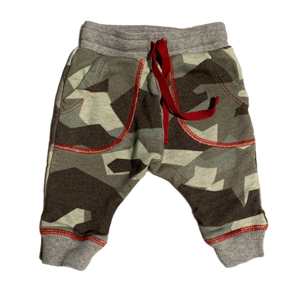 Camo Little Wings Pants, Newborn