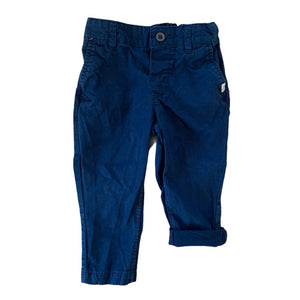 Navy Blue H&M Pants, 9-12 Months