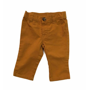 Mustard Old Navy Pants, 3-6 Months