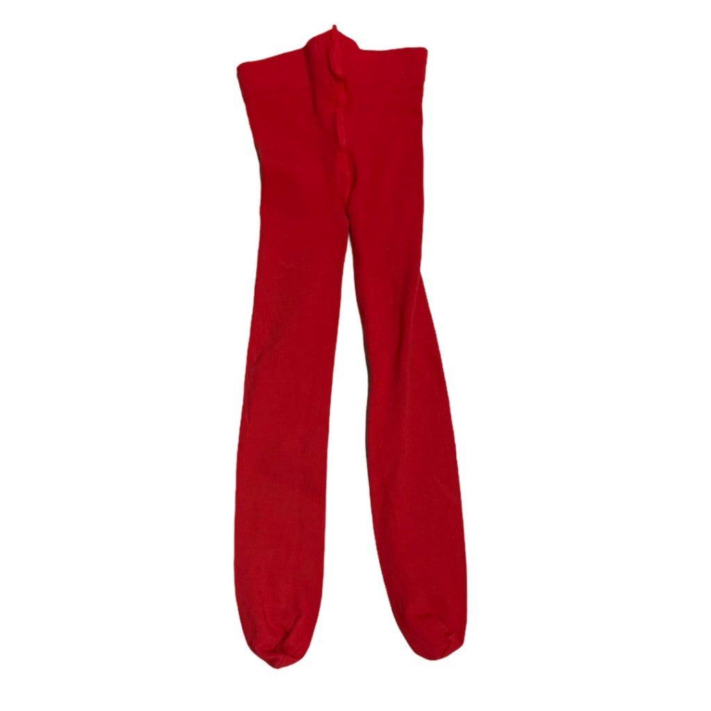 Red H&M Tights, 1.5-2 Years