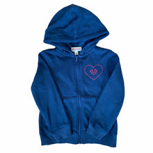 Load image into Gallery viewer, Blue  True Religion Hoodie, 5 Years