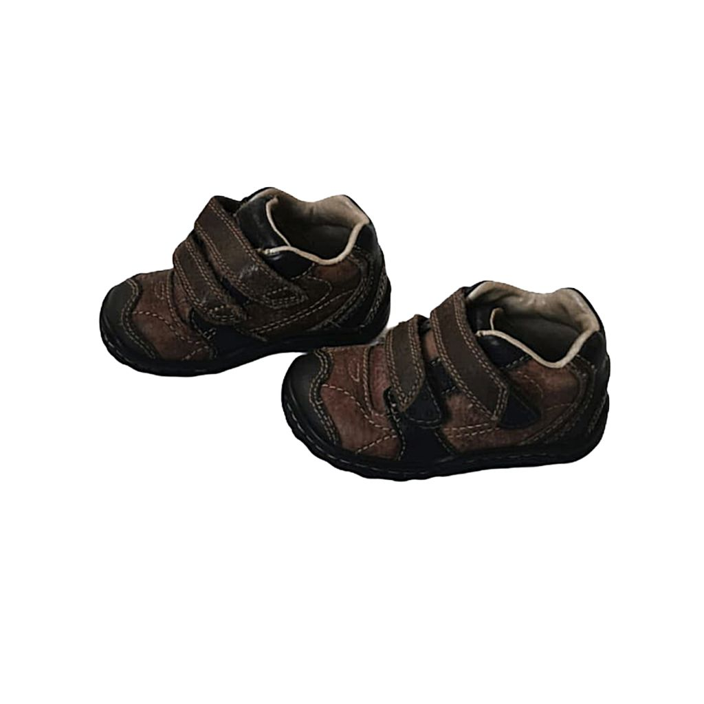 Brown Stride Rite Shoes, 4.5