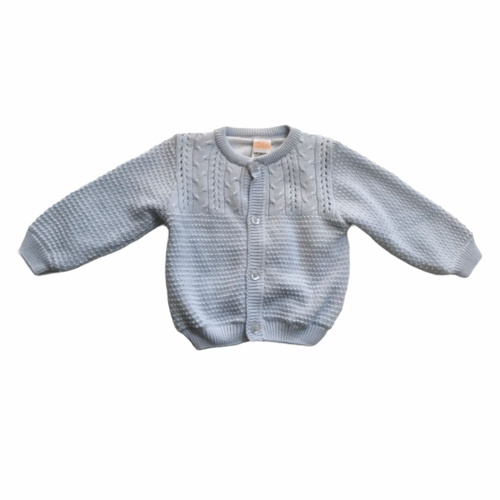Blue Bebita Sweater, 6-12 Months