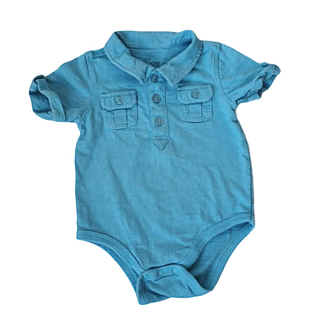 Blue Joe Fresh  Onesie, 18-24 Months