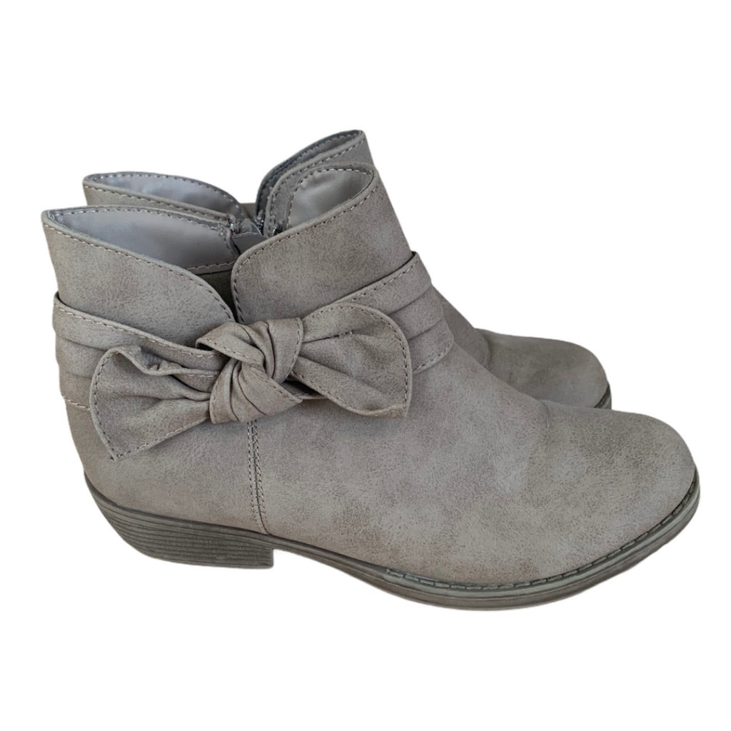 Tan Kohl's Ankle Boots, 4