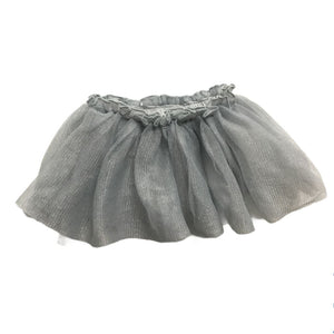 Grey Gymboree Tutu, 12-18 Months