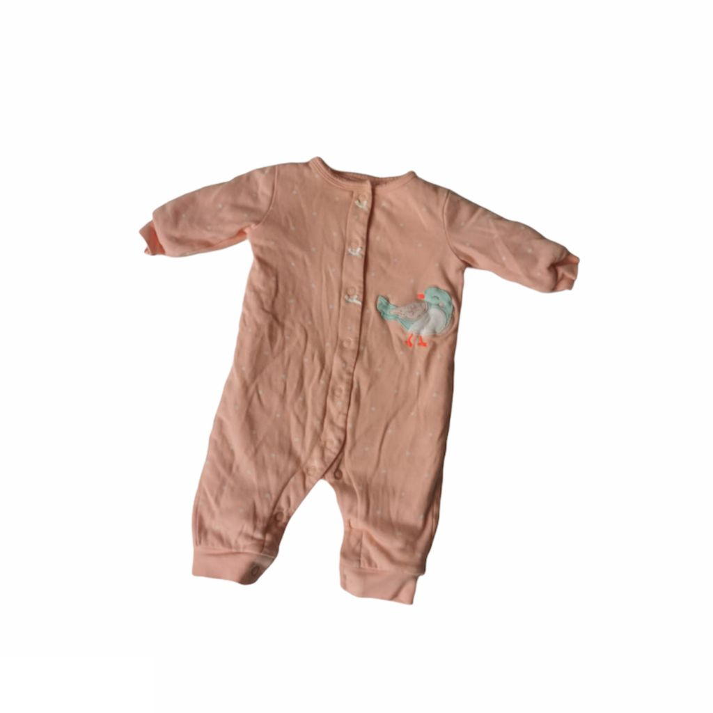 Peach Carters One Piece, 6 Months