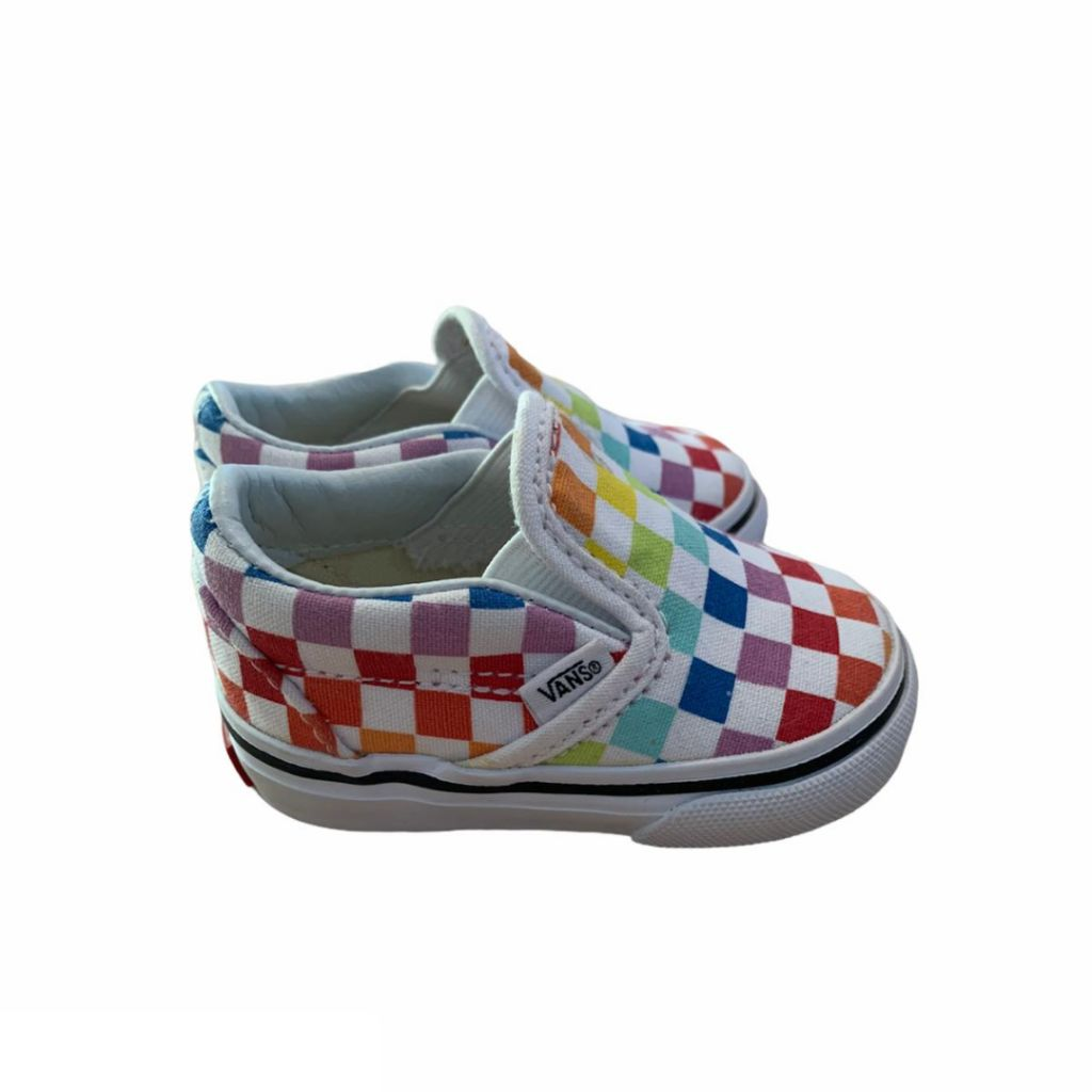 Multi Vans Shoes, 2